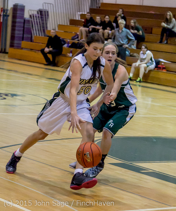 2319 Girls JV BBall v Port Angeles 120914