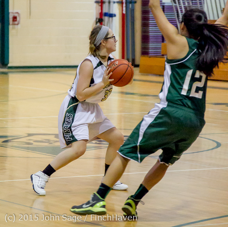 2459 Girls JV BBall v Port Angeles 120914