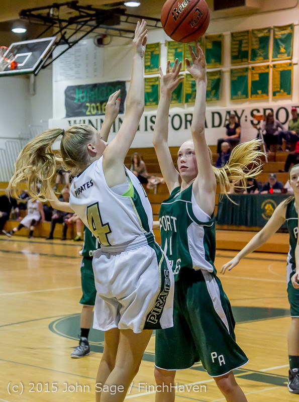 2546 Girls JV BBall v Port Angeles 120914