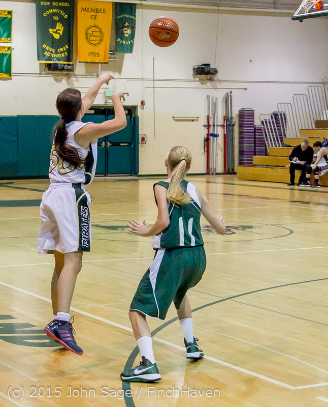 2599 Girls JV BBall v Port Angeles 120914