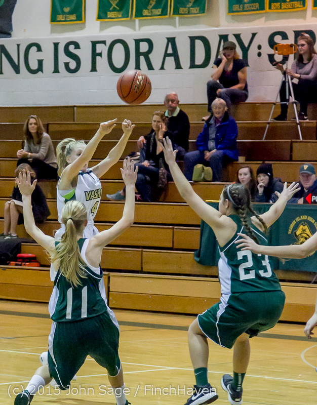 2600 Girls JV BBall v Port Angeles 120914