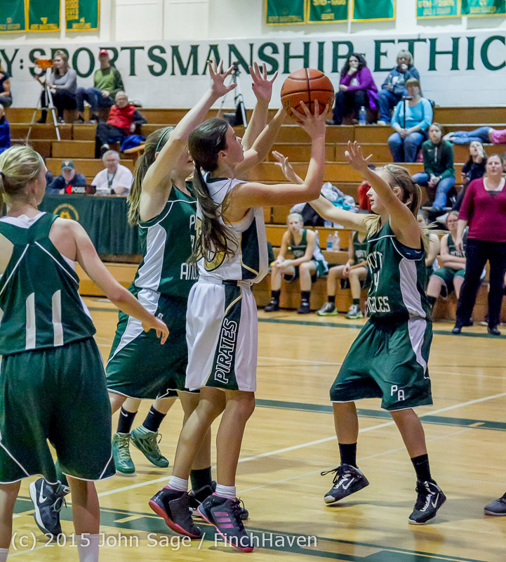 2634 Girls JV BBall v Port Angeles 120914