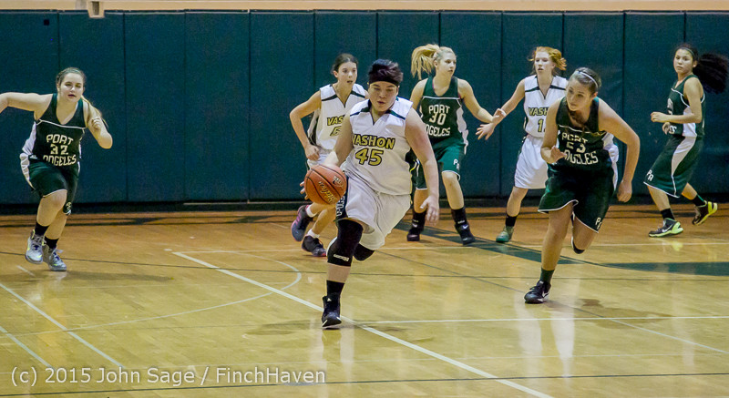 2693 Girls JV BBall v Port Angeles 120914