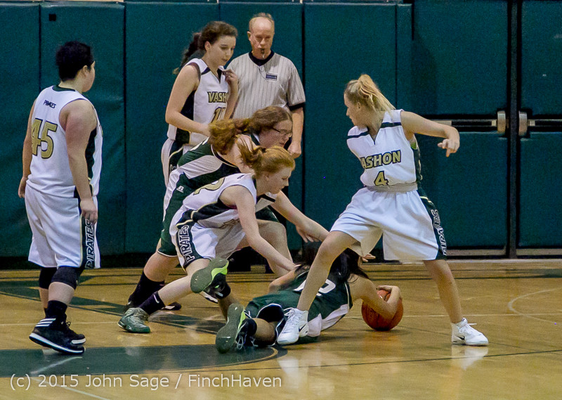 2791 Girls JV BBall v Port Angeles 120914