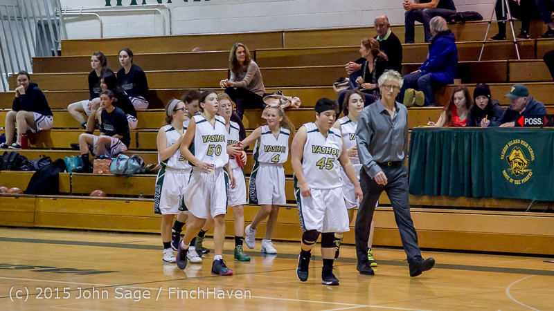 2817 Girls JV BBall v Port Angeles 120914