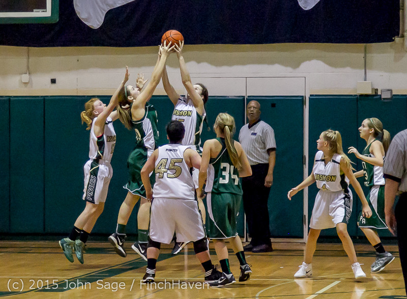 2823 Girls JV BBall v Port Angeles 120914