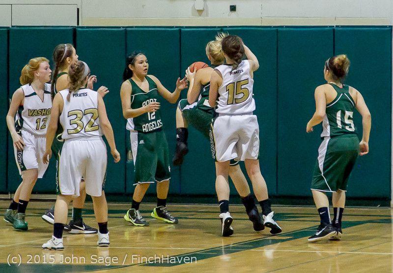 2898 Girls JV BBall v Port Angeles 120914