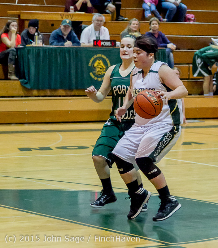 2909 Girls JV BBall v Port Angeles 120914
