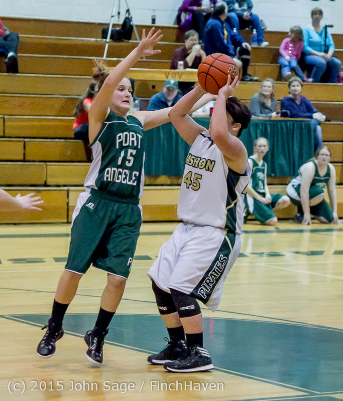 2913 Girls JV BBall v Port Angeles 120914