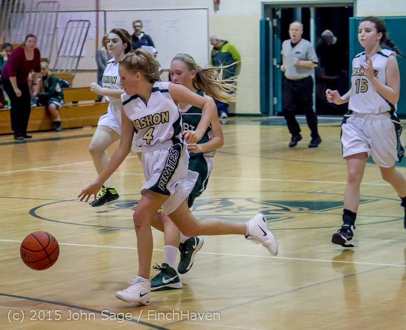 2985 Girls JV BBall v Port Angeles 120914