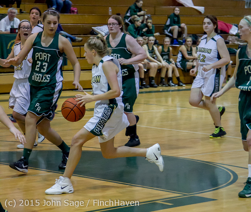 2990 Girls JV BBall v Port Angeles 120914