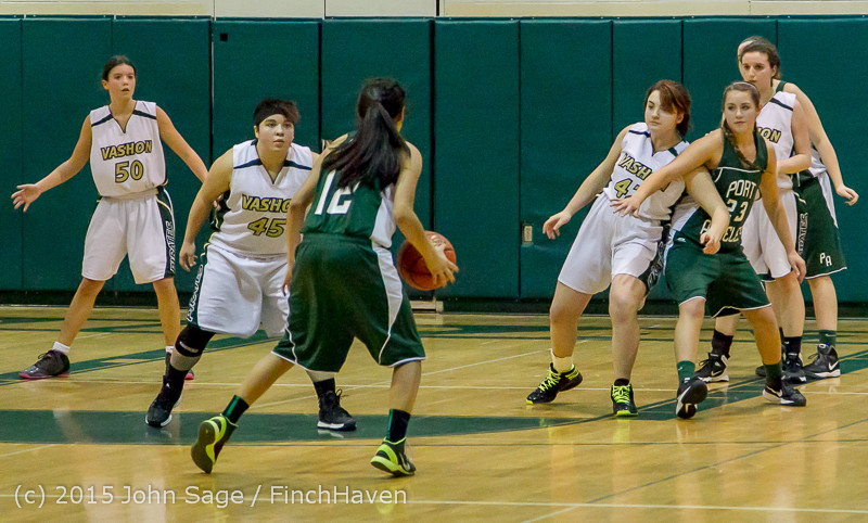 3037 Girls JV BBall v Port Angeles 120914
