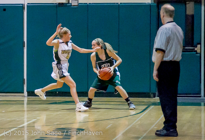 3058 Girls JV BBall v Port Angeles 120914