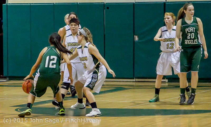3146 Girls JV BBall v Port Angeles 120914