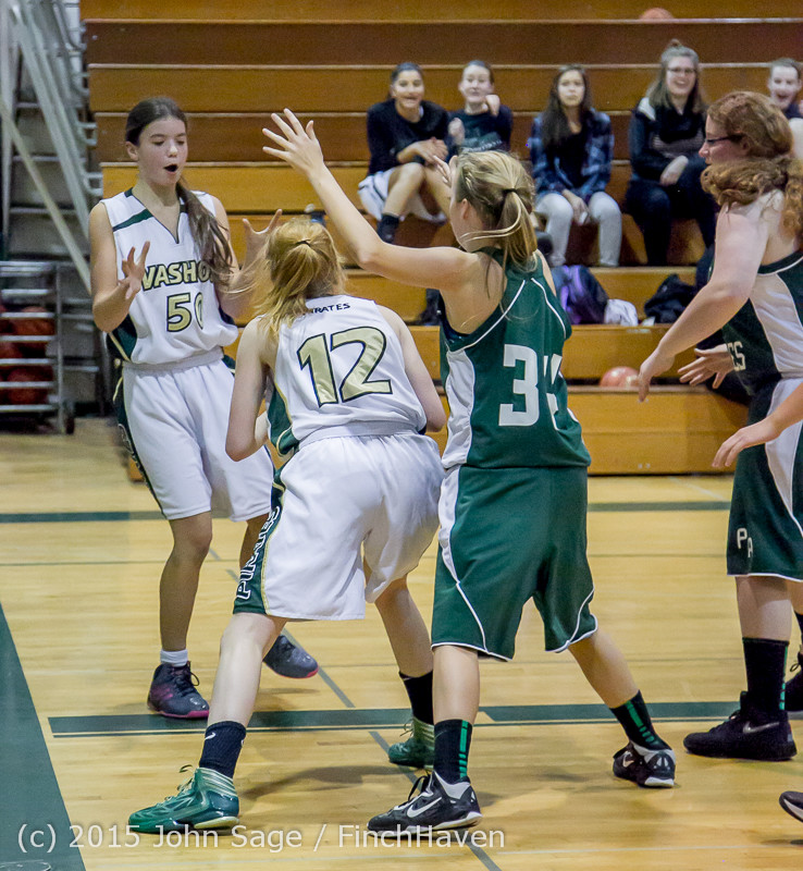 3279 Girls JV BBall v Port Angeles 120914
