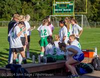 4685 Girls JV Soccer v NW-School 100814