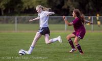 4705 Girls JV Soccer v NW-School 100814