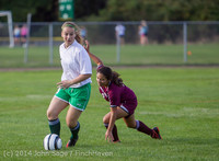4728 Girls JV Soccer v NW-School 100814
