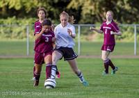 4751 Girls JV Soccer v NW-School 100814