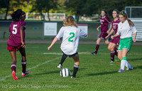 4775 Girls JV Soccer v NW-School 100814