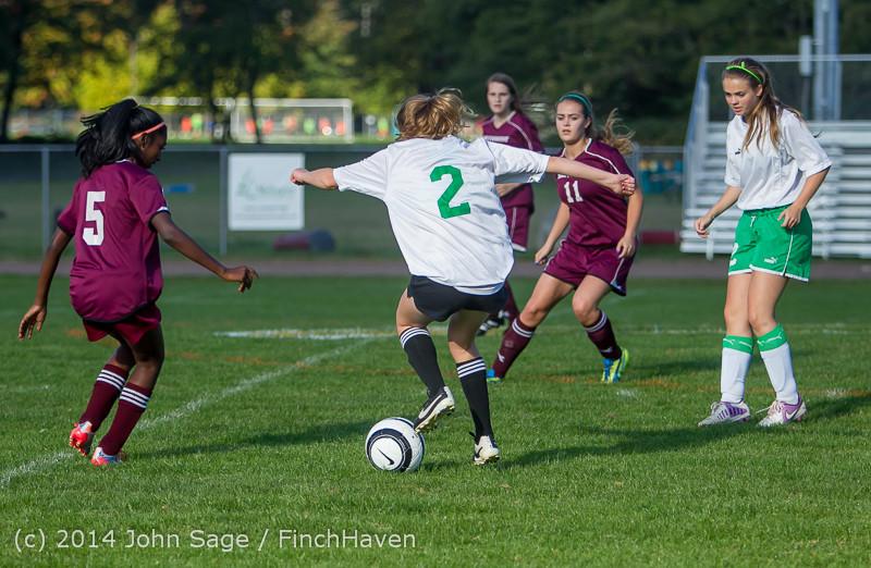 4777 Girls JV Soccer v NW-School 100814