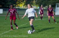 4783 Girls JV Soccer v NW-School 100814
