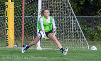 4810 Girls JV Soccer v NW-School 100814