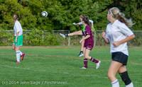 4825 Girls JV Soccer v NW-School 100814