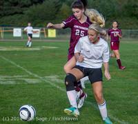 4853 Girls JV Soccer v NW-School 100814