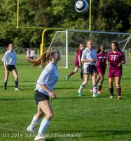 4889 Girls JV Soccer v NW-School 100814