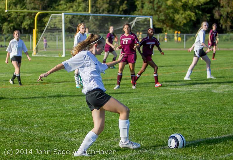 4893 Girls JV Soccer v NW-School 100814