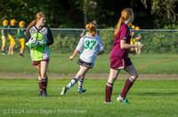 4905 Girls JV Soccer v NW-School 100814