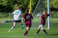 4926 Girls JV Soccer v NW-School 100814