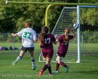 4927 Girls JV Soccer v NW-School 100814