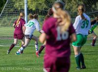 4941 Girls JV Soccer v NW-School 100814