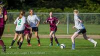 4945 Girls JV Soccer v NW-School 100814