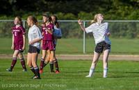 4953 Girls JV Soccer v NW-School 100814