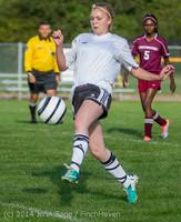 4958 Girls JV Soccer v NW-School 100814