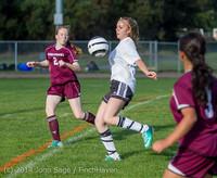 4969 Girls JV Soccer v NW-School 100814