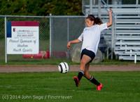 4995 Girls JV Soccer v NW-School 100814