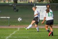 5080 Girls JV Soccer v NW-School 100814