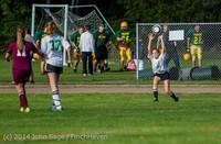 5083 Girls JV Soccer v NW-School 100814