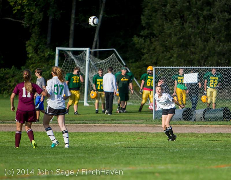 5087 Girls JV Soccer v NW-School 100814