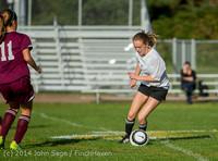 5114 Girls JV Soccer v NW-School 100814