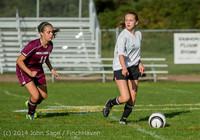 5117 Girls JV Soccer v NW-School 100814