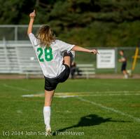 5126 Girls JV Soccer v NW-School 100814