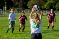 5147 Girls JV Soccer v NW-School 100814
