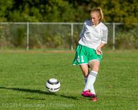 5195 Girls JV Soccer v NW-School 100814