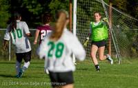 5203 Girls JV Soccer v NW-School 100814
