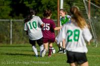 5206 Girls JV Soccer v NW-School 100814